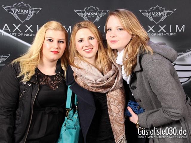 https://www.gaesteliste030.de/Partyfoto #192 Maxxim Berlin vom 24.03.2012