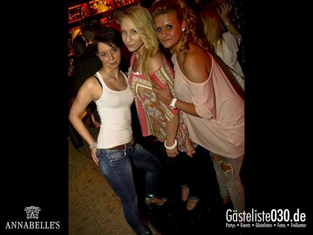 https://www.gaesteliste030.de/Partyfoto #83 Annabelle's Berlin vom 09.04.2012