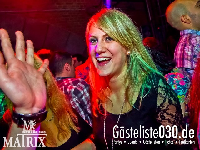 https://www.gaesteliste030.de/Partyfoto #64 Matrix Berlin vom 13.01.2012