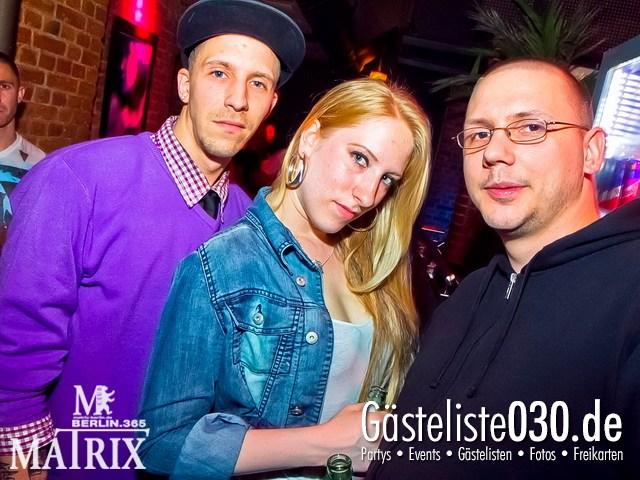 https://www.gaesteliste030.de/Partyfoto #40 Matrix Berlin vom 27.04.2012