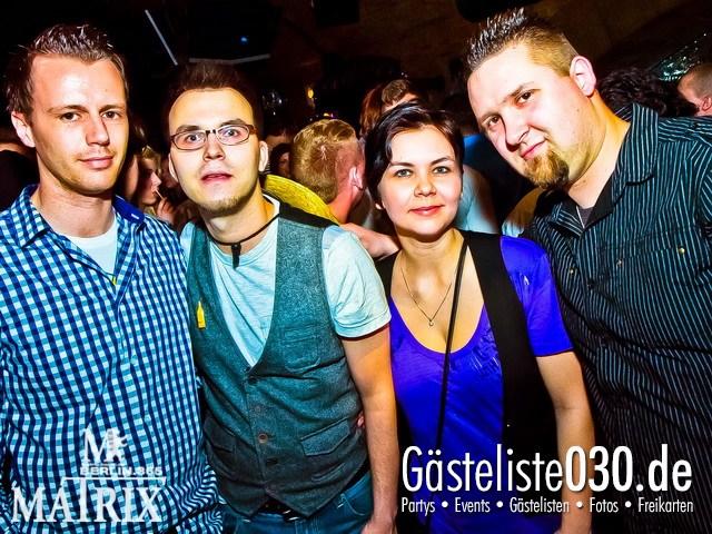 https://www.gaesteliste030.de/Partyfoto #84 Matrix Berlin vom 20.04.2012
