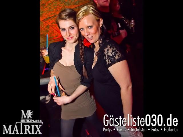 https://www.gaesteliste030.de/Partyfoto #60 Matrix Berlin vom 27.01.2012