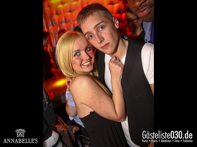 https://www.gaesteliste030.de/Partyfoto #148 Annabelle's Berlin vom 11.04.2012