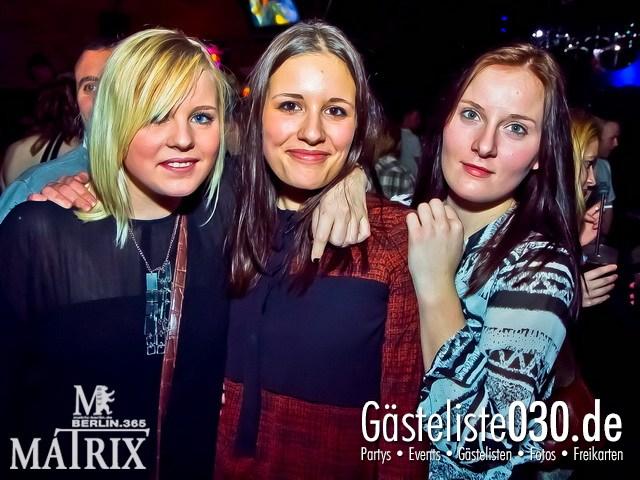 https://www.gaesteliste030.de/Partyfoto #79 Matrix Berlin vom 13.01.2012