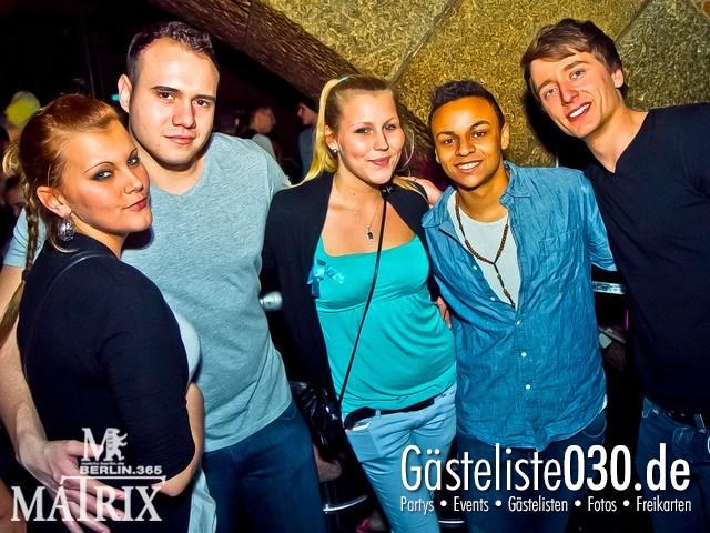 https://www.gaesteliste030.de/Partyfoto #30 Matrix Berlin vom 20.01.2012