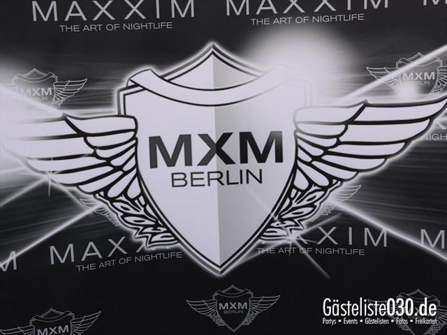 https://www.gaesteliste030.de/Partyfoto #1 Maxxim Berlin vom 30.03.2012