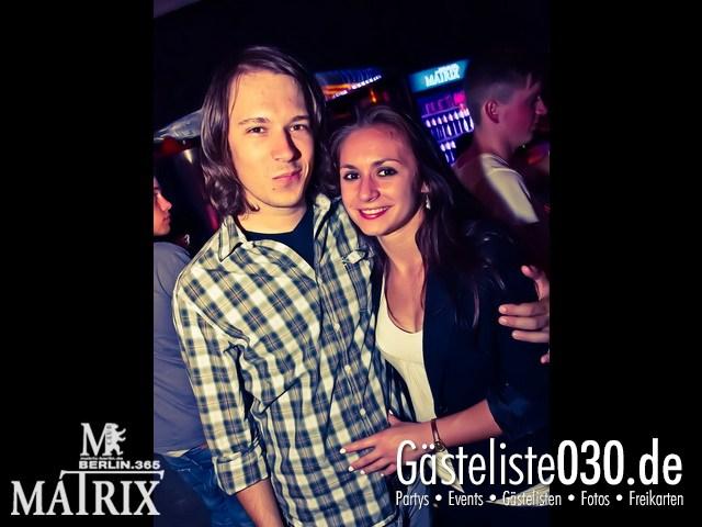 https://www.gaesteliste030.de/Partyfoto #61 Matrix Berlin vom 12.05.2012