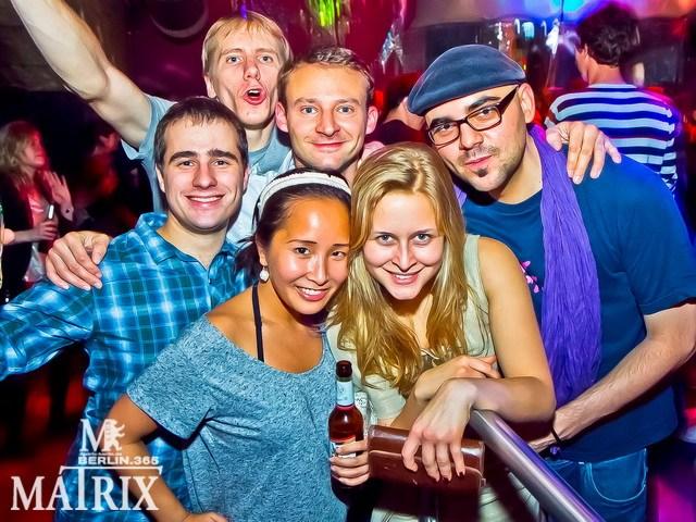 Partyfoto #49 Matrix 11.01.2012 Allure