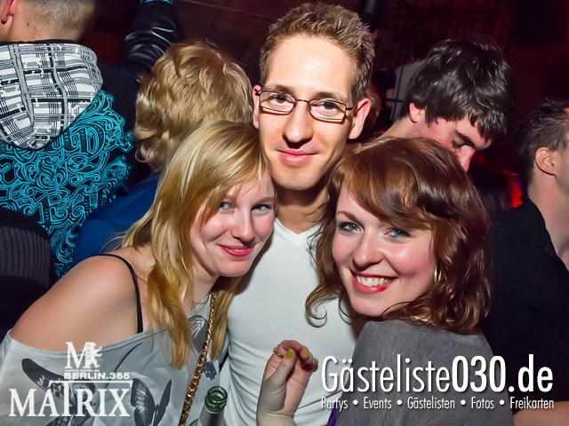 https://www.gaesteliste030.de/Partyfoto #101 Matrix Berlin vom 31.03.2012
