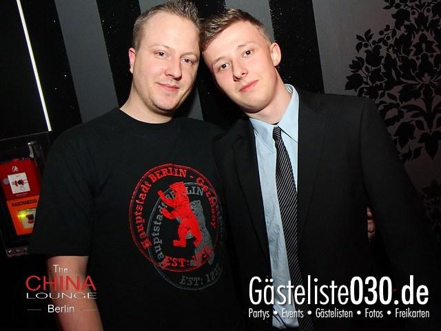 https://www.gaesteliste030.de/Partyfoto #115 China Lounge Berlin vom 13.01.2012