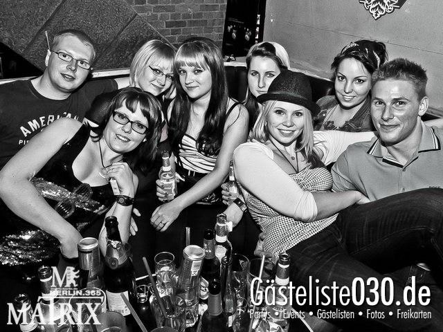 https://www.gaesteliste030.de/Partyfoto #75 Matrix Berlin vom 18.04.2012