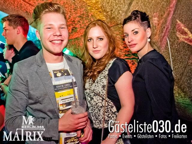 https://www.gaesteliste030.de/Partyfoto #134 Matrix Berlin vom 11.04.2012