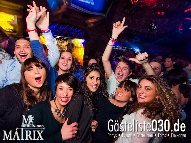 https://www.gaesteliste030.de/Partyfoto #62 Matrix Berlin vom 16.03.2012