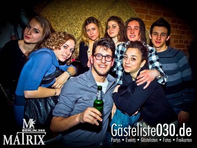 https://www.gaesteliste030.de/Partyfoto #11 Matrix Berlin vom 31.03.2012