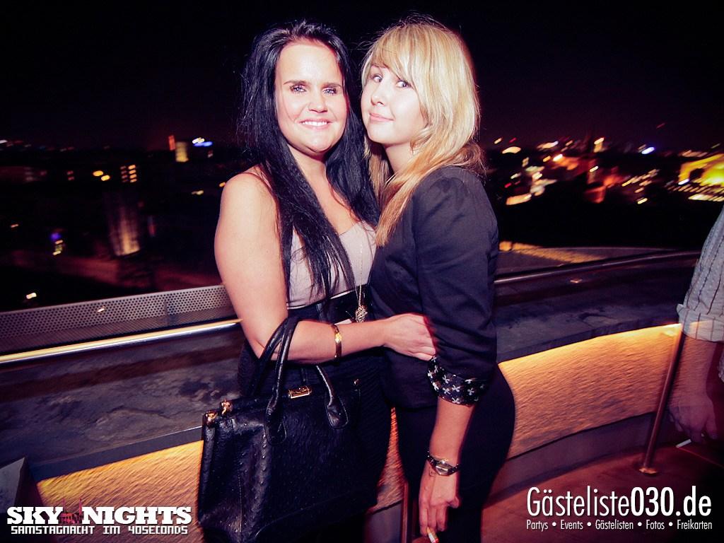 Partyfoto #49 40seconds 24.03.2012 SkyNights - Samstag-Nacht