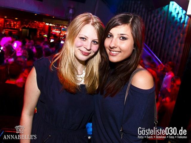 https://www.gaesteliste030.de/Partyfoto #31 Annabelle's Berlin vom 10.04.2012