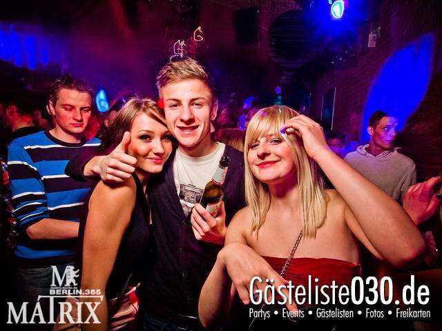 https://www.gaesteliste030.de/Partyfoto #62 Matrix Berlin vom 01.02.2012