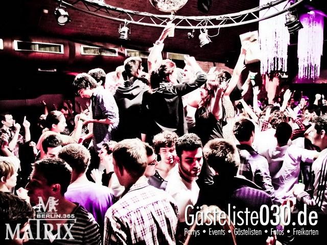 https://www.gaesteliste030.de/Partyfoto #36 Matrix Berlin vom 12.01.2012