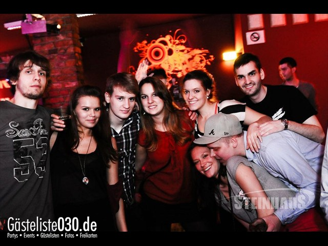 https://www.gaesteliste030.de/Partyfoto #23 Steinhaus Berlin vom 17.02.2012