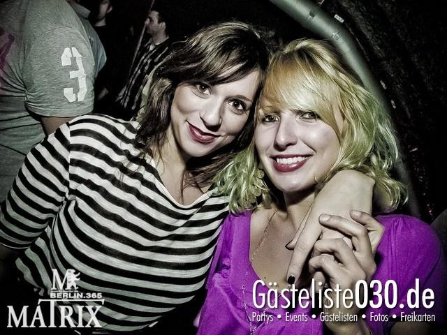 https://www.gaesteliste030.de/Partyfoto #10 Matrix Berlin vom 12.05.2012