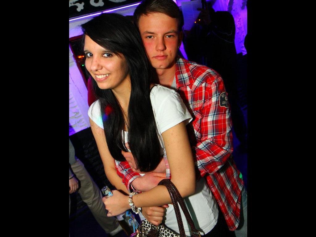 Partyfoto #49 Q-Dorf 04.02.2012 Galaktika