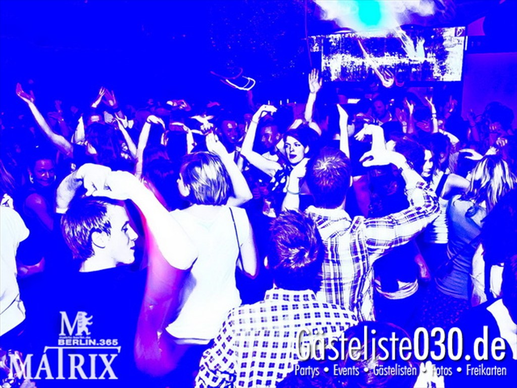 Partyfoto #75 Matrix 30.03.2012 Energy BERLIN präs. We Love To Party
