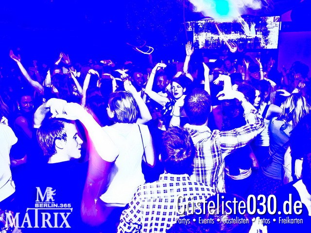 https://www.gaesteliste030.de/Partyfoto #75 Matrix Berlin vom 30.03.2012