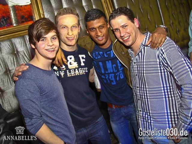 https://www.gaesteliste030.de/Partyfoto #107 Annabelle's Berlin vom 11.04.2012