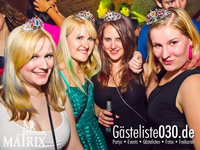 https://www.gaesteliste030.de/Partyfoto #133 Matrix Berlin vom 30.03.2012