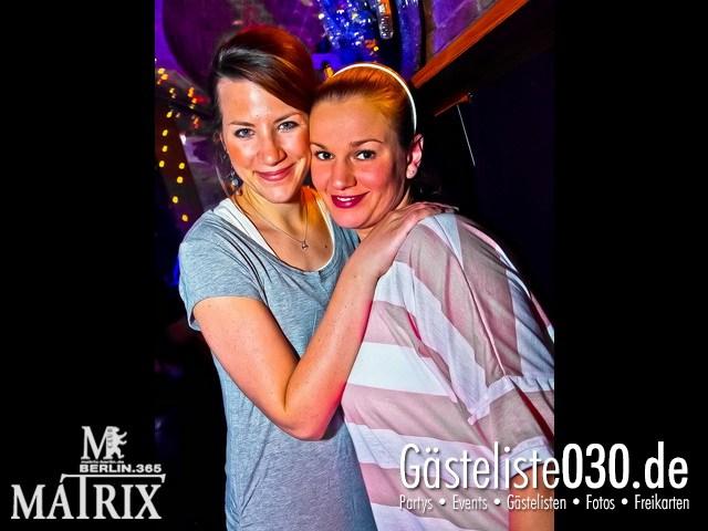 https://www.gaesteliste030.de/Partyfoto #85 Matrix Berlin vom 05.04.2012