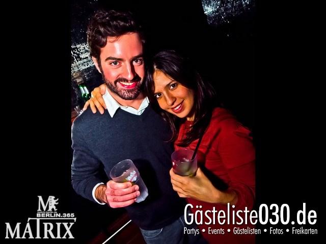 https://www.gaesteliste030.de/Partyfoto #48 Matrix Berlin vom 09.03.2012