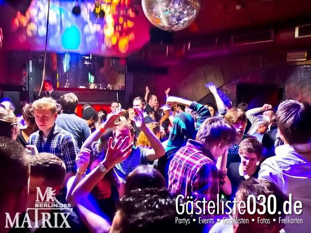 https://www.gaesteliste030.de/Partyfoto #60 Matrix Berlin vom 20.01.2012