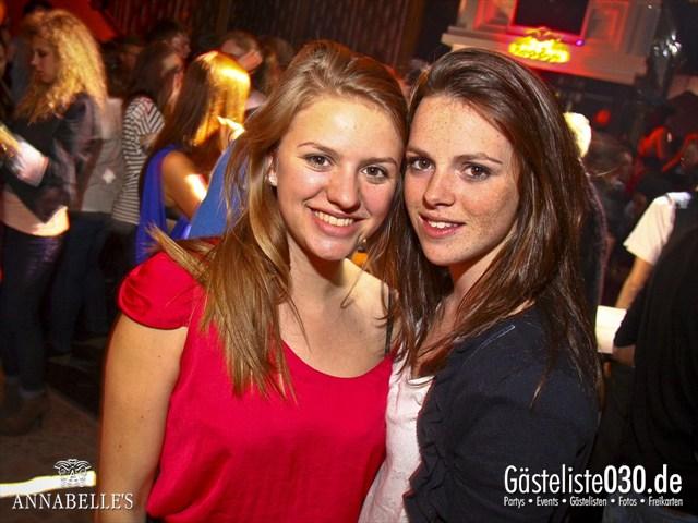 https://www.gaesteliste030.de/Partyfoto #136 Annabelle's Berlin vom 11.04.2012