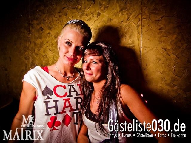 Partypics Matrix 15.02.2012 Allure