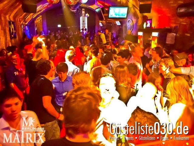 https://www.gaesteliste030.de/Partyfoto #15 Matrix Berlin vom 29.12.2011