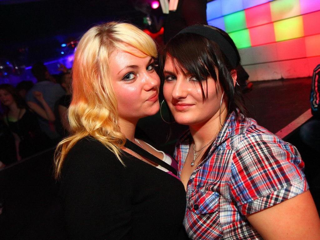 Partyfoto #50 Q-Dorf 04.02.2012 Galaktika