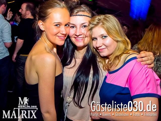 https://www.gaesteliste030.de/Partyfoto #63 Matrix Berlin vom 26.04.2012