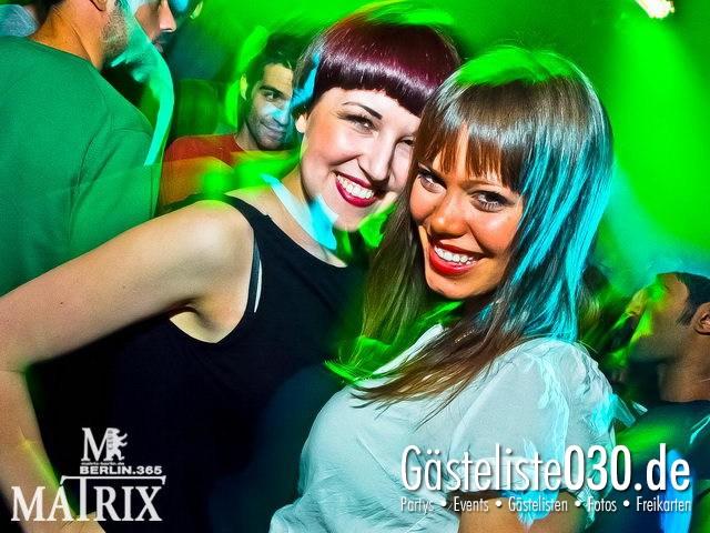 https://www.gaesteliste030.de/Partyfoto #16 Matrix Berlin vom 13.04.2012