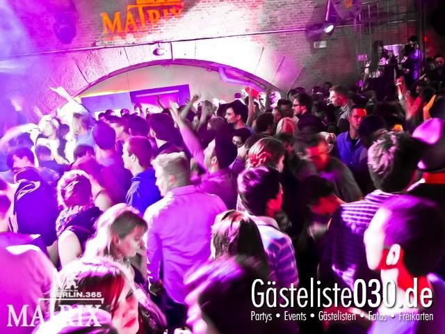 https://www.gaesteliste030.de/Partyfoto #67 Matrix Berlin vom 05.04.2012