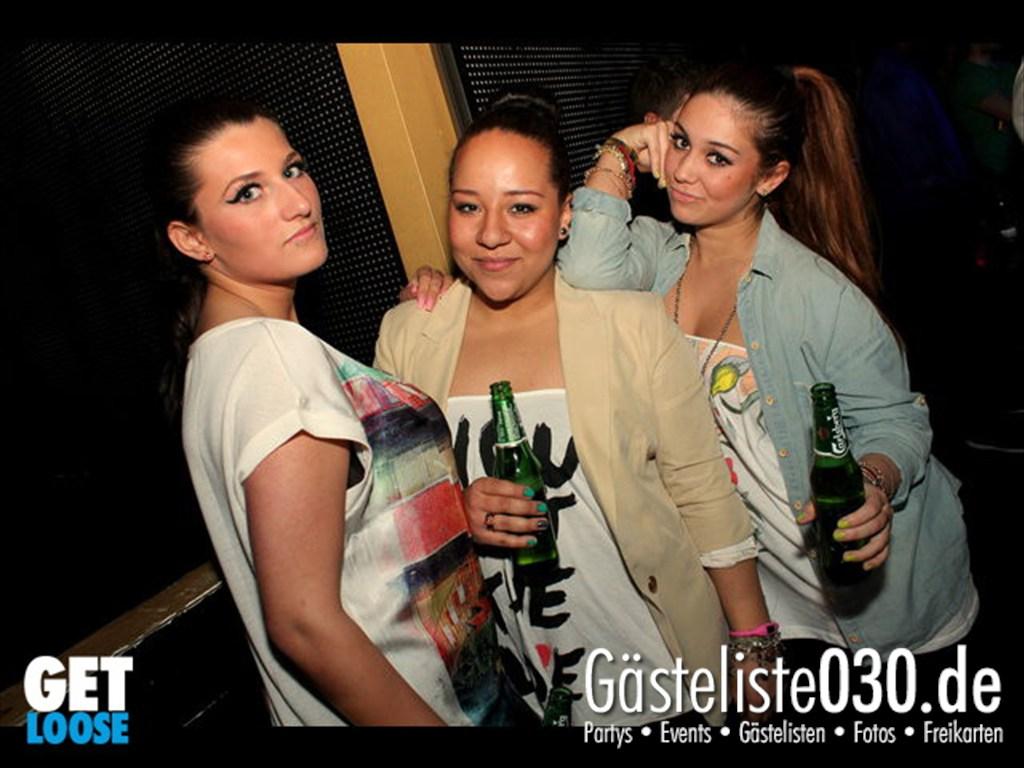 Partyfoto #50 Club R8 13.04.2012 Get Loose - Ladies Night