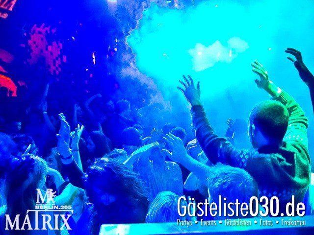 Partypics Matrix 14.03.2012 Allure
