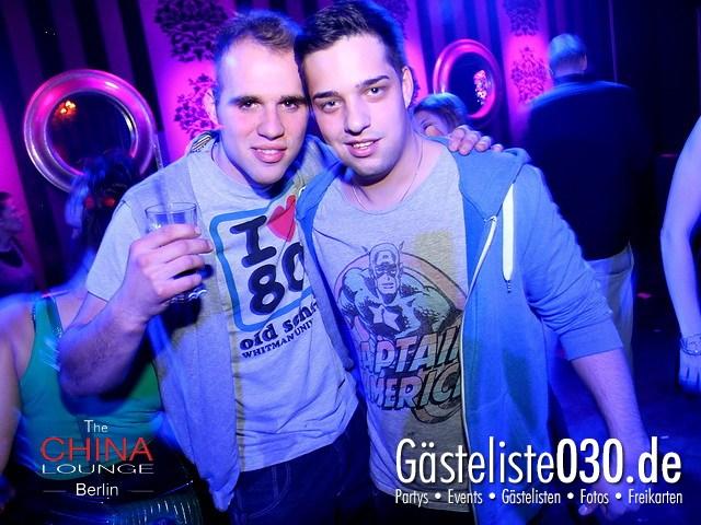 https://www.gaesteliste030.de/Partyfoto #67 China Lounge Berlin vom 13.01.2012