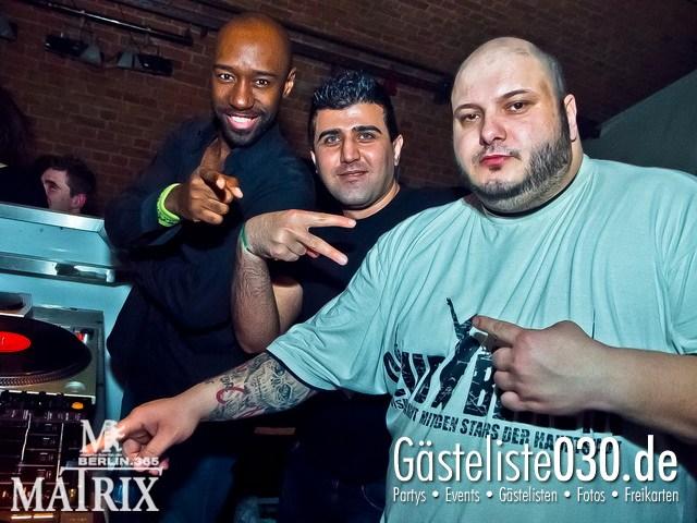 https://www.gaesteliste030.de/Partyfoto #52 Matrix Berlin vom 14.01.2012