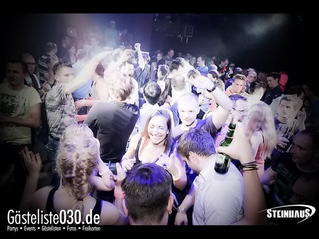 Partypics Steinhaus 28.04.2012 Back to the 90s