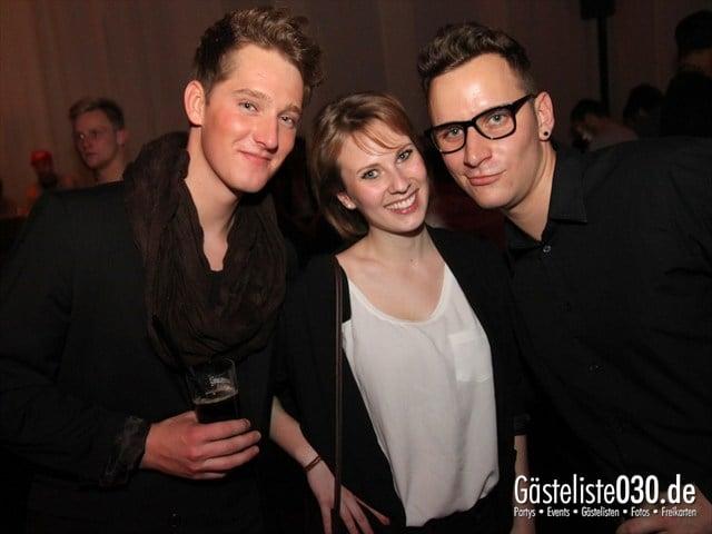 https://www.gaesteliste030.de/Partyfoto #30 Spindler & Klatt Berlin vom 30.03.2012