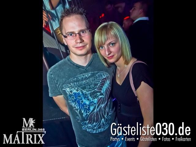 https://www.gaesteliste030.de/Partyfoto #110 Matrix Berlin vom 04.01.2012