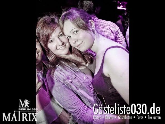 https://www.gaesteliste030.de/Partyfoto #118 Matrix Berlin vom 13.04.2012