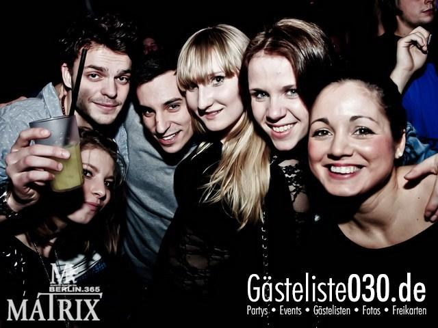 https://www.gaesteliste030.de/Partyfoto #13 Matrix Berlin vom 21.01.2012