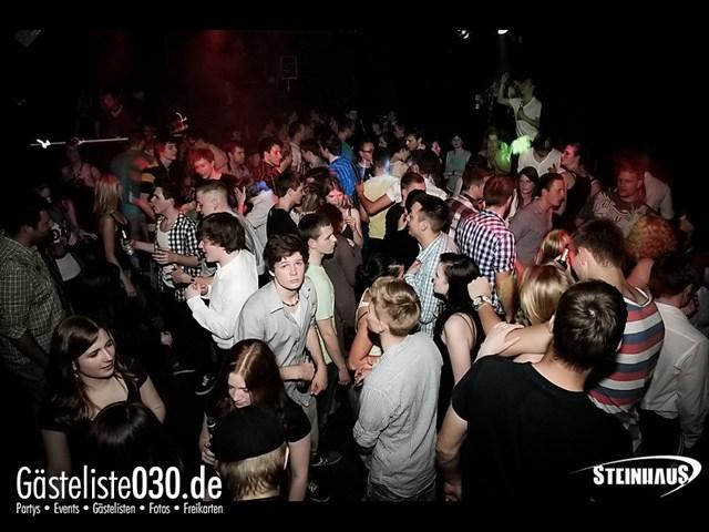 https://www.gaesteliste030.de/Partyfoto #68 Steinhaus Berlin vom 11.05.2012