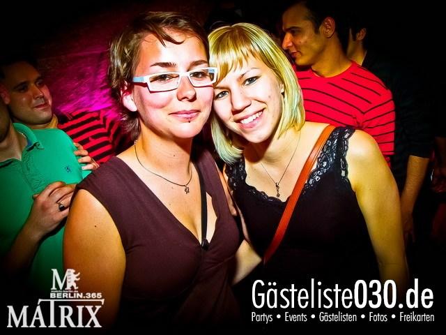 https://www.gaesteliste030.de/Partyfoto #20 Matrix Berlin vom 27.04.2012